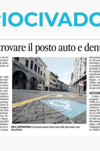 IOCIVADO si presenta al Comune di Udine